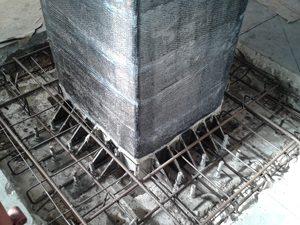 Rinforzi strutturali con materiali compositi FRP