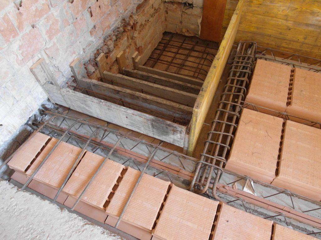Taglio Solaio Per Scala vulnerabilità sismica – marzio sartorel